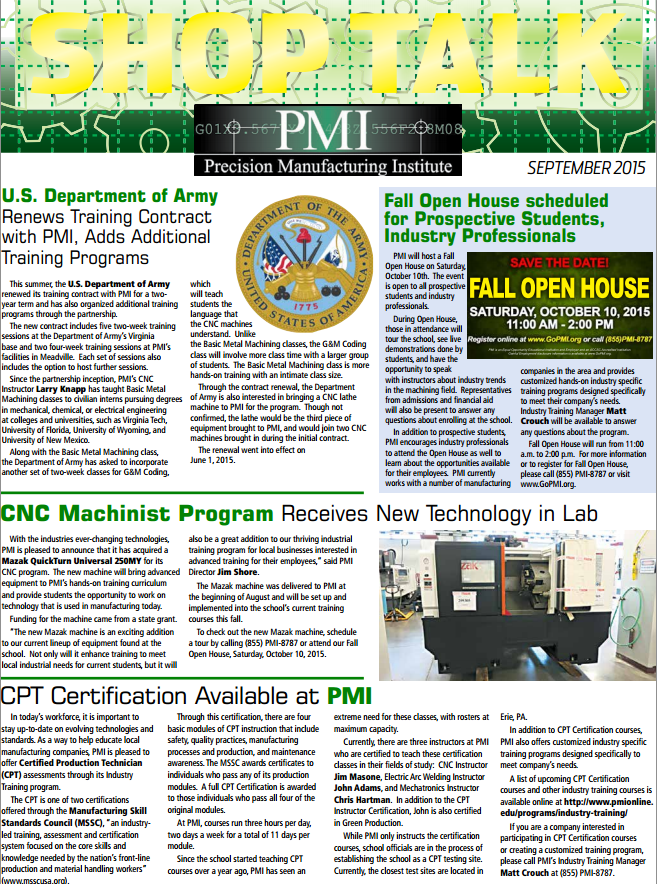 Cpt Certification Available At Pmi