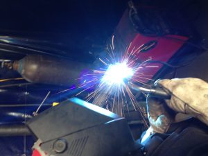 Welding Training for Females