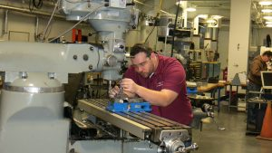 CNC Machinist Training