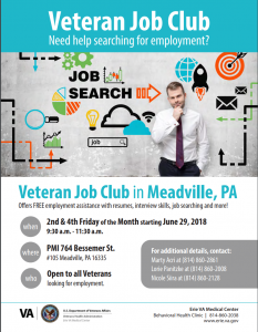 Veteran Job Club